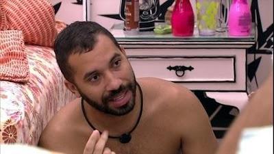 BBB21: Gilberto questiona  'Será que a maldição do Monstro vai se repetir?'