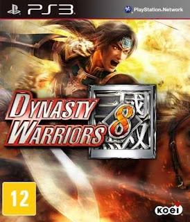 DYNASTY WARRIORS 8 PS3 TORRENT