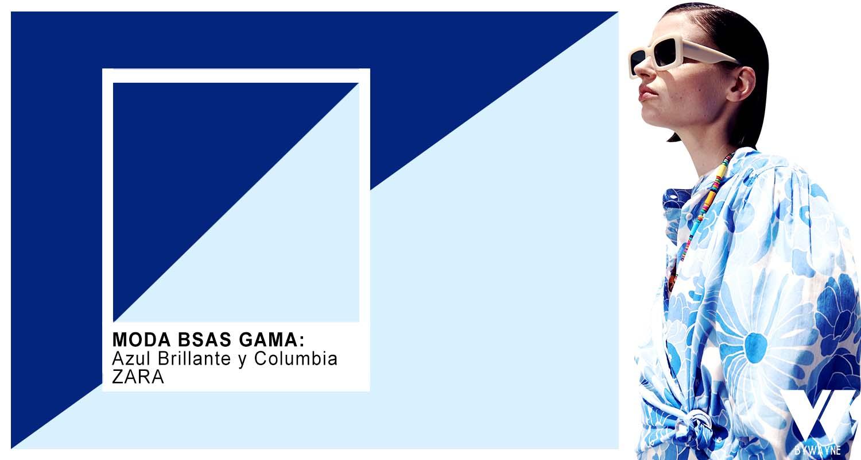 colores azules y celestes verano 2022 moda colores