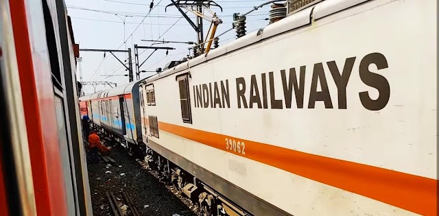 Railways started the process of online ticket booking through IRCTC from April 15