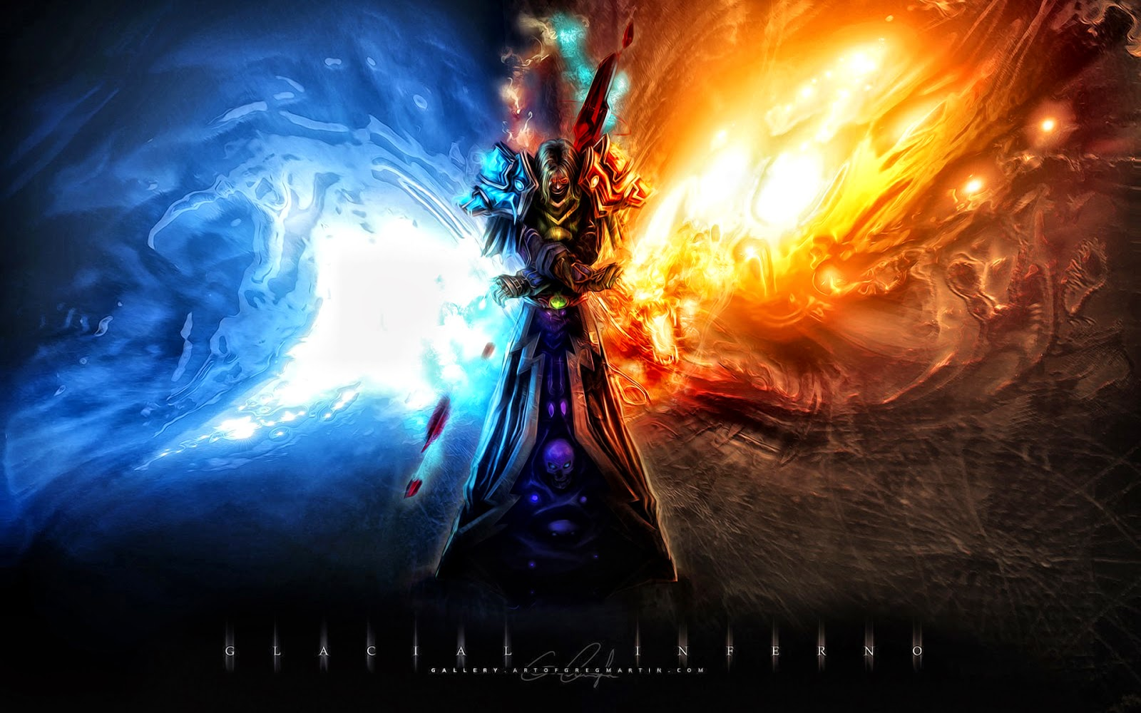 Hd Wallpapers Blog: Cool Fire Wallpapers