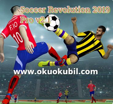 Soccer Revolution 2019 Pro v2.1 Sınırsız Para + Elmas Mod Apk İndir 2020