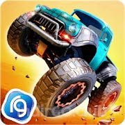 Monster Trucks Racing Apk