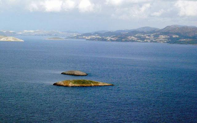 Οι δύο επιλογές για τη διευθέτηση των χωρικών υδάτων στο Αιγαίο