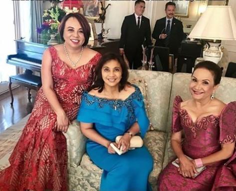 Socialite VP! Is Leni Robredo becoming the next Imelda Marcos ...