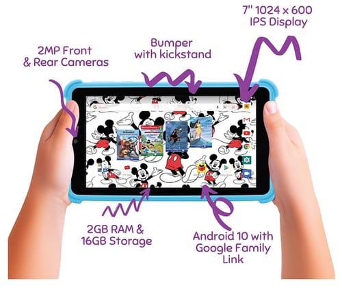 Venturer Small Wonder 7 Android Kids Tablet