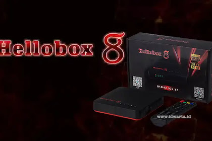 Download Update Firmware Receiver Hellobox 8