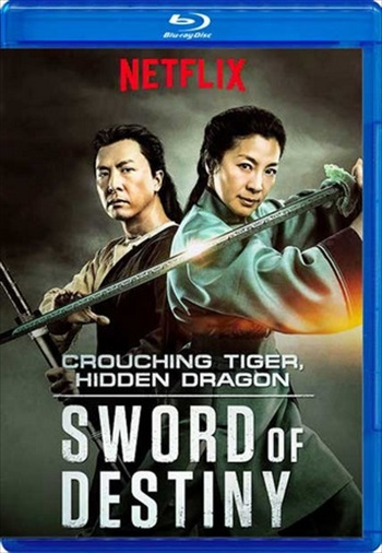 Crouching Tiger Hidden Dragon Sword of Destiny 2016 English Bluray Download