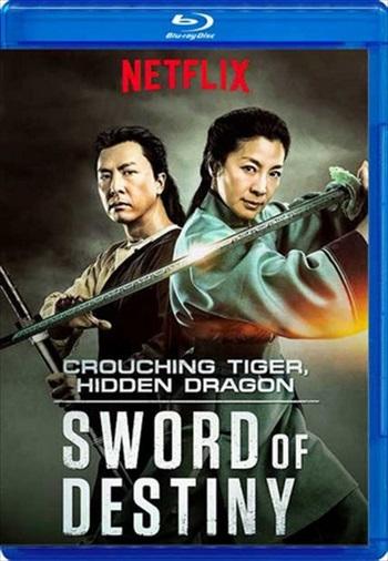 Crouching Tiger Hidden Dragon Sword of Destiny 2016 English Bluray Download