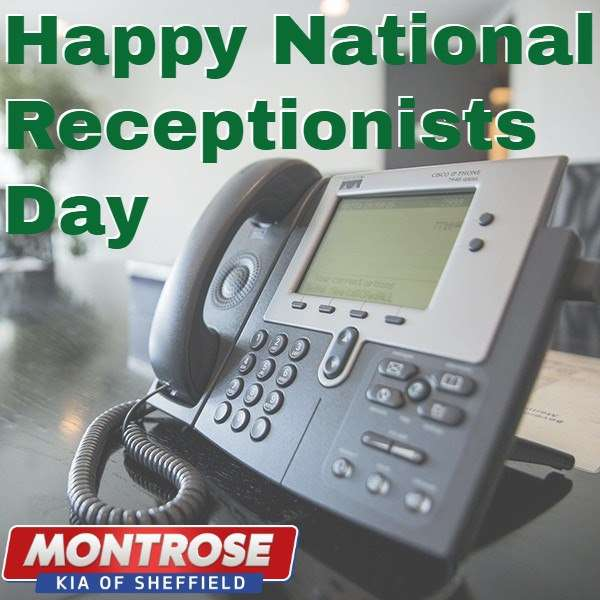 National Receptionists Day Wishes Sweet Images