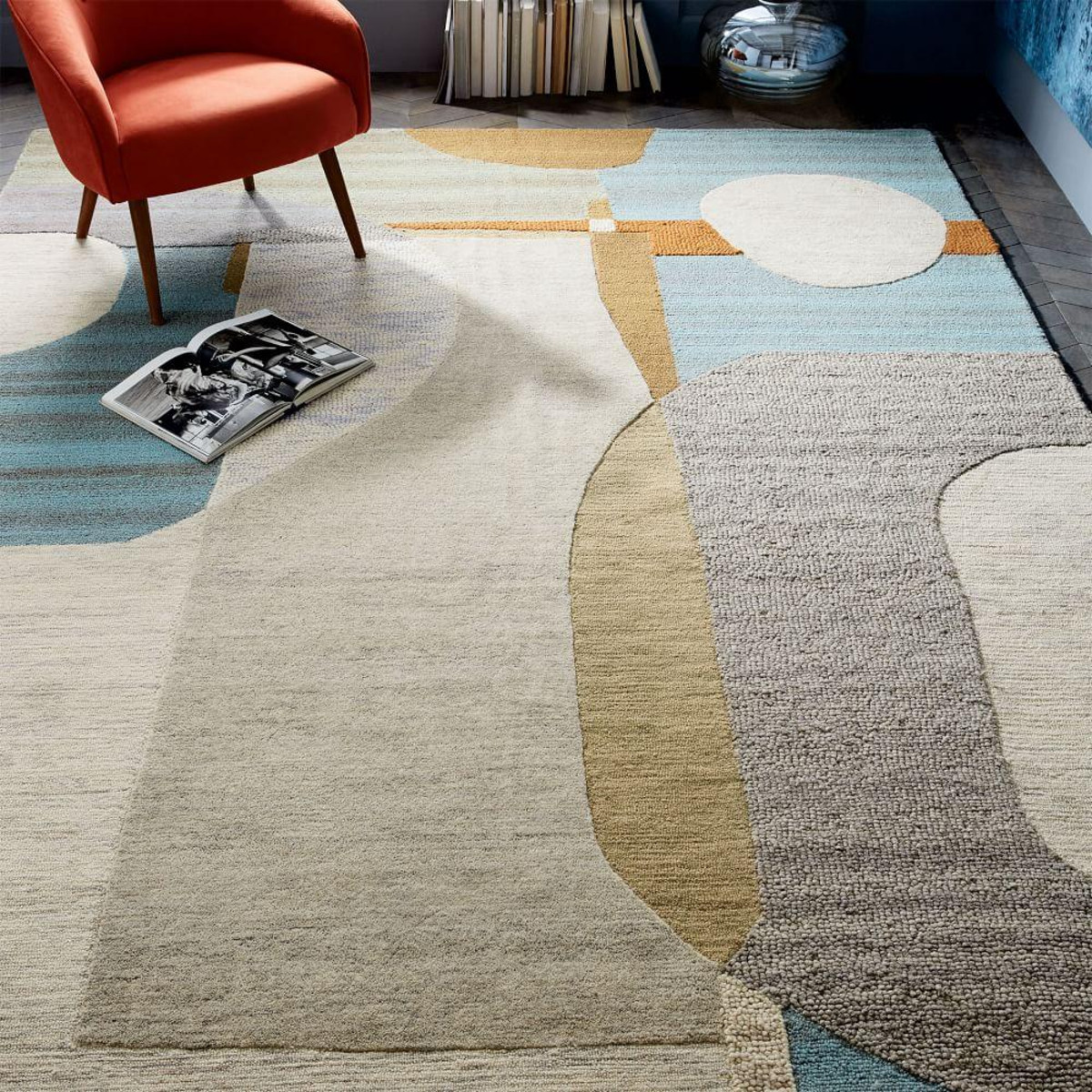 French For Pineapple Blog - Life After Beni - The Coolest Abstract Geometric Rugs In Town