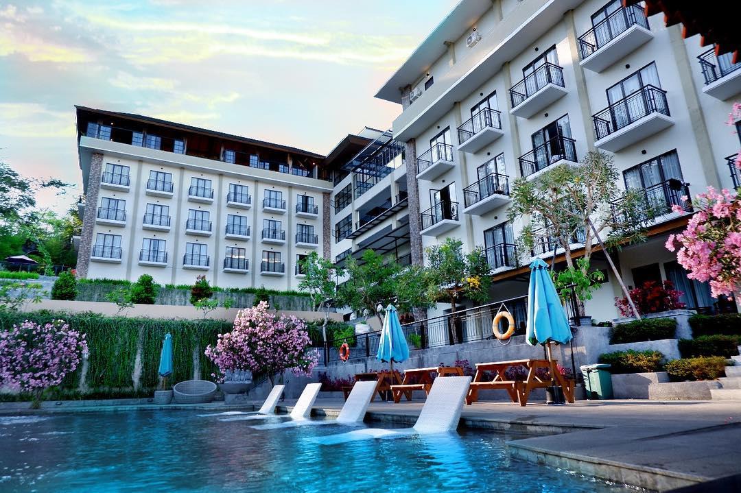 review nava hotel tawangmangu