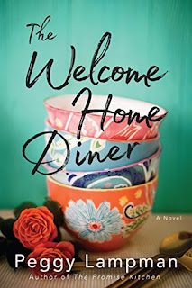 GIVEAWAY: The Welcome Home Diner, by Peggy Lampman