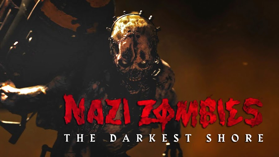 call of duty wwii nazi zombies the darkest shore