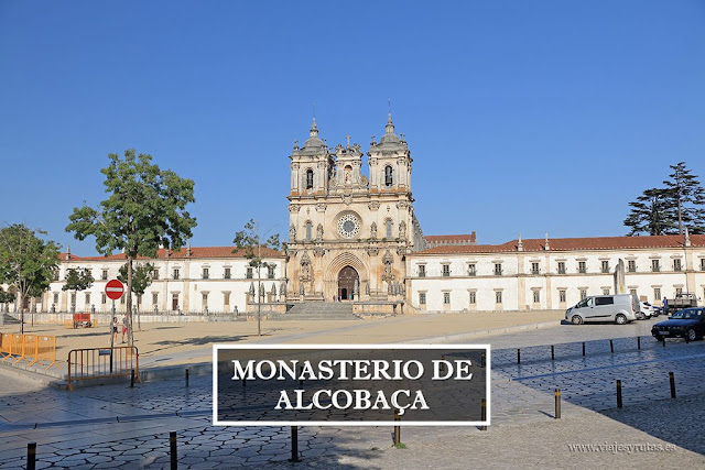 Monasterio de Alcobaça, patrimonio de la humanidad