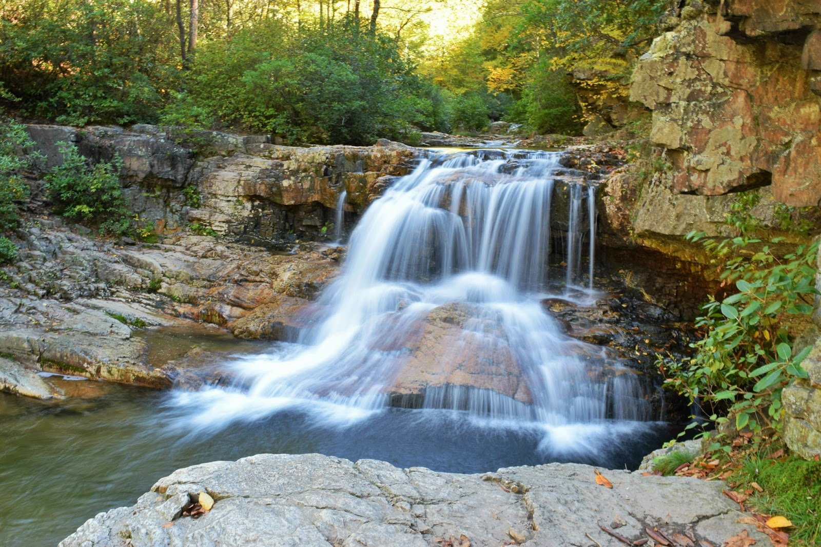 5 Virginia Waterfalls To Swim In This Summer