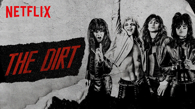 The Dirt: The Rise Of Mötley Crüe (2019) Movie