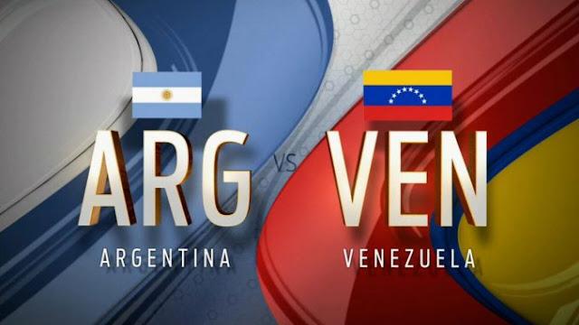 Ver Partido Argentina vs Venezuela EN VIVO Gratis Por Internet Hoy 05/09/2017