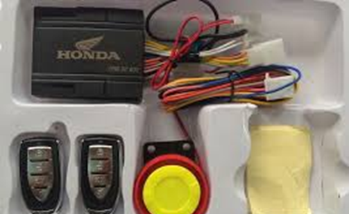 Thiết bị chống trộm xe máy Honda - Tú Anh GPS 03