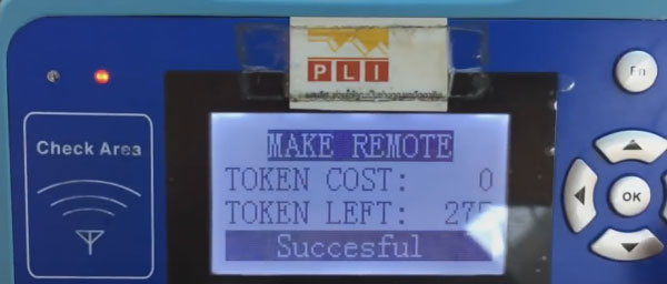 "choose ""Make Remote"