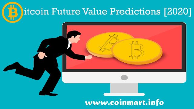 Bitcoin Future Value Predictions [2020]