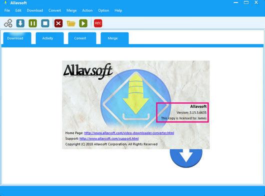 Allavsoft Video Downloader Converter 3.15.5.6635 + License Keys
