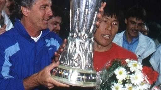Copa da UEFA 1987-1988: o título do Bayer Leverkusen
