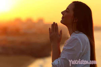 doa ucapan syukur kristen
