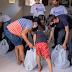 Sapé: prefeitura distribui 9 toneladas de alimentos à famílias carentes do município