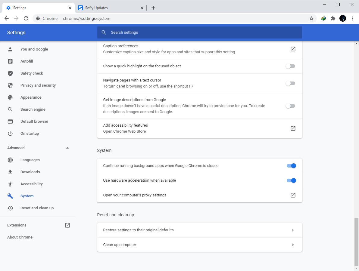 Google Chrome Browser 89.0.4389.72