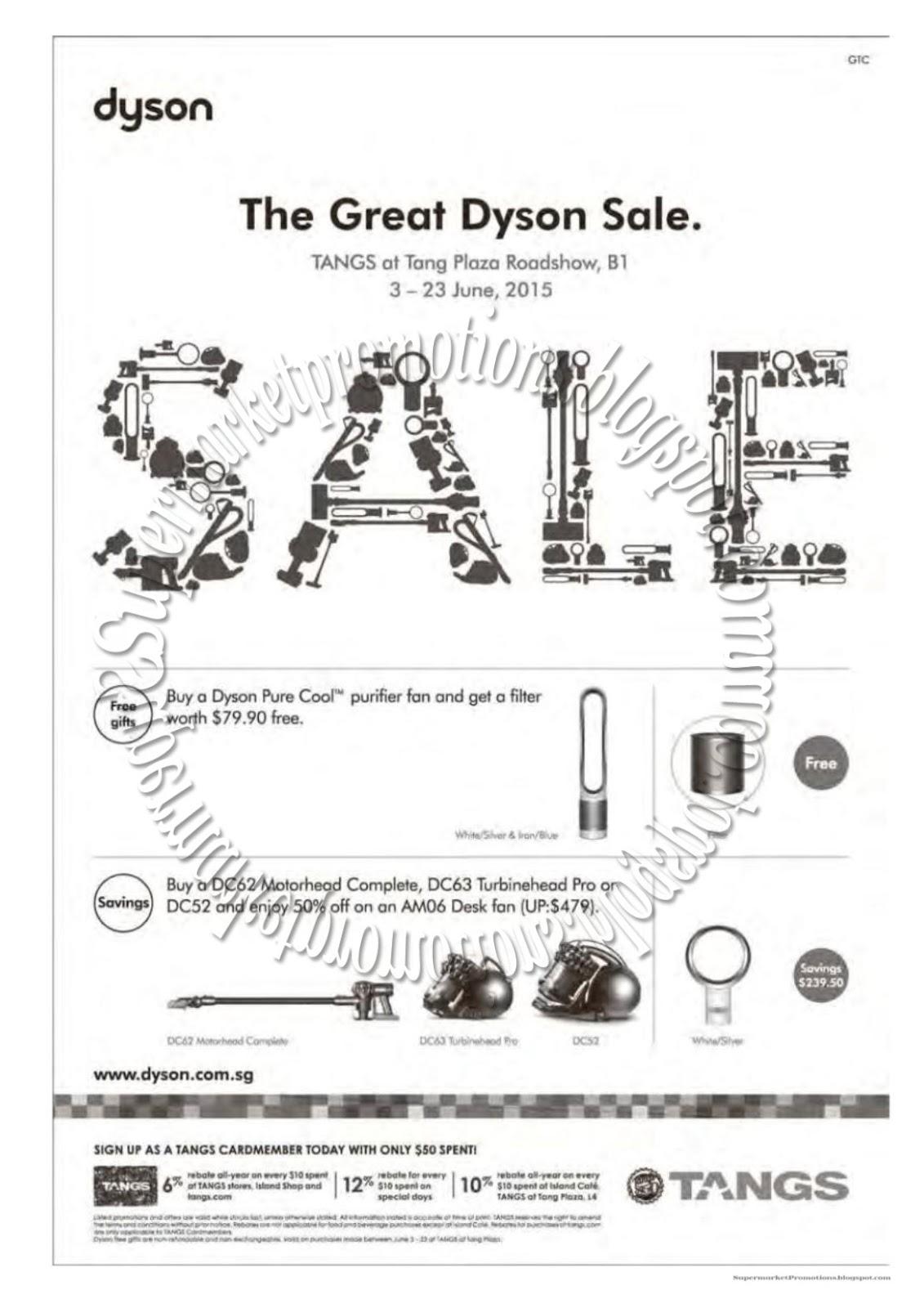 Dyson coupon code