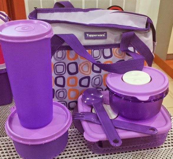 promo tupperware cosmo violet desember