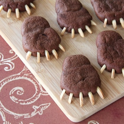 Chocolate Bear Paws