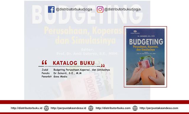 Budgeting Perusahaan, Koperasi, dan Similasinya