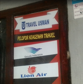 Travel Usman Palembang