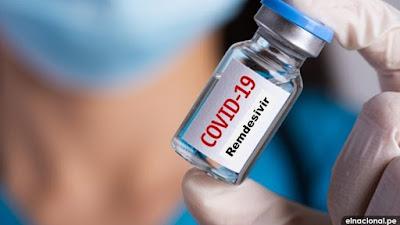 Estados Unidos aprueba uso del antiviral Remdesivir para tratar pacientes Covid-19