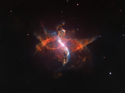 R Aquarii - Una Galaxia Maravillosa