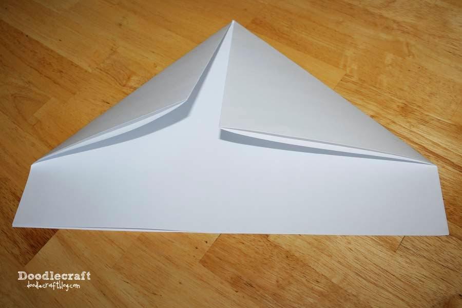 top hat origami | Diigo Groups | 600x900