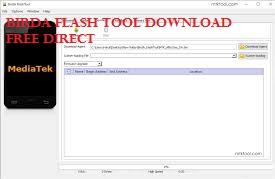 Birda Flash Tool Logo