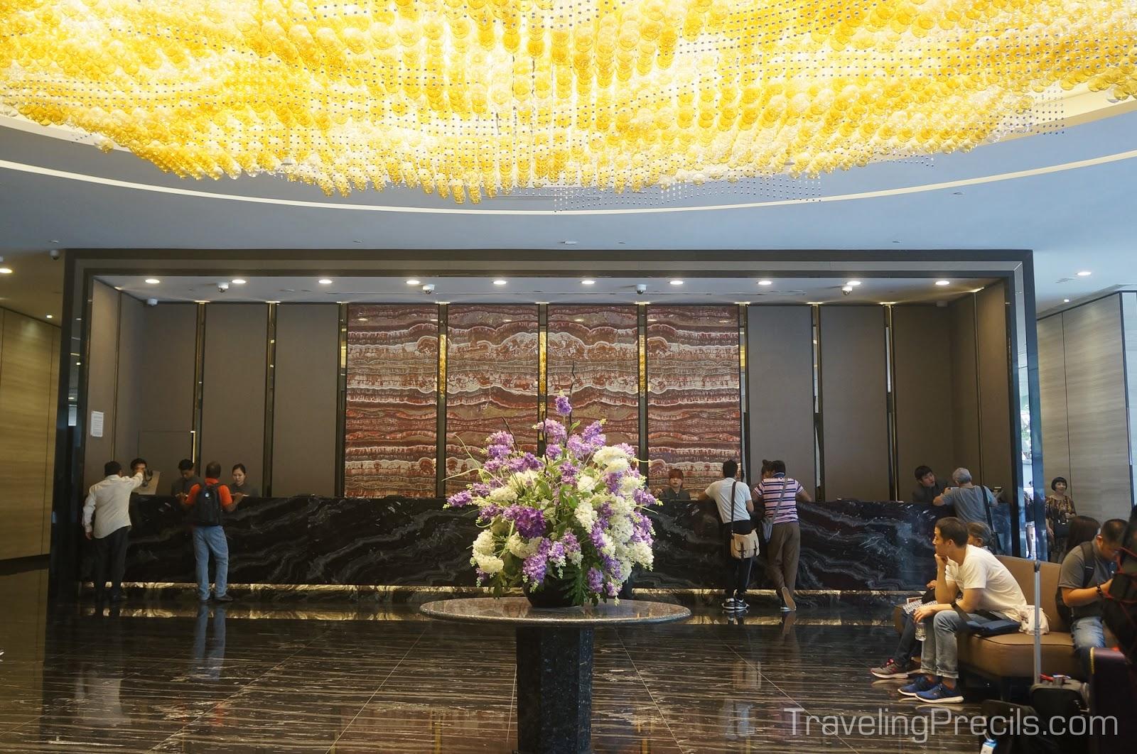 Boss Singapura Hotel Dengan Sarapan Halal