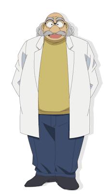 Hellominju.com: 名探偵コナンアニメ   阿笠博士 Agasa Hiroshi   Hello Anime !