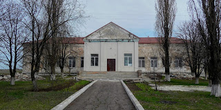 Лысовка, Покровский р-н. Центральная ул. Центр культуры и досуга