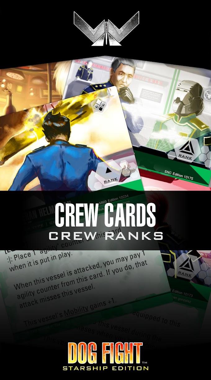 Crew Ranks