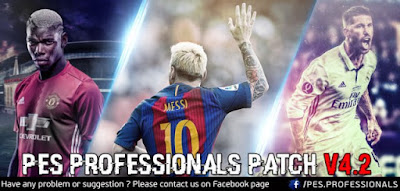 Option File By M.EL SAHAR For PES Professionals Patch 2016 v4.2