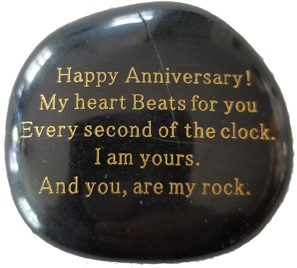 engraved rock
