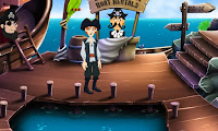 Help this pirate find the island's hidden treasure in this #PointAndClick #AdventureGame by #CarmelGames!