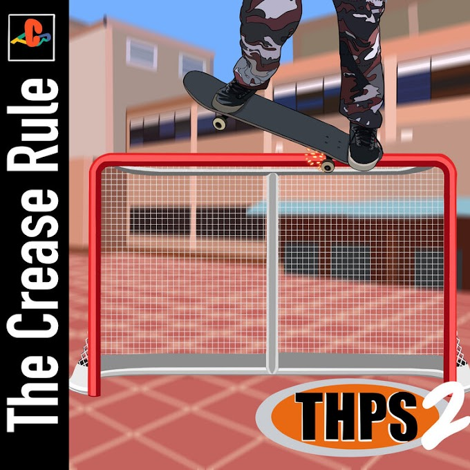 """The Crease Rule premiere video for """"THPS2"""""""