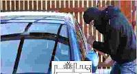 القبض على لص سيارت يسرق باسلوب جديد