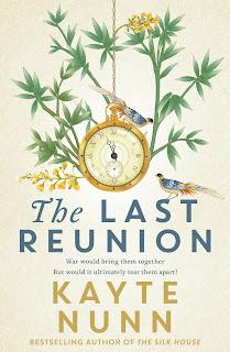 The Last Reunion by Kayte Nunn book cover