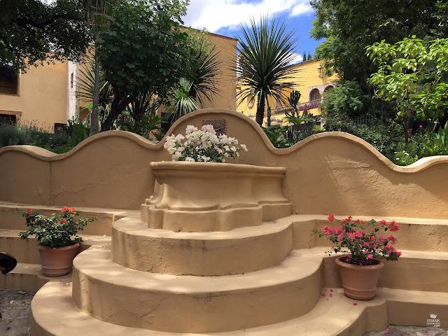Jardines de San Miguel de Allende Guanajuato